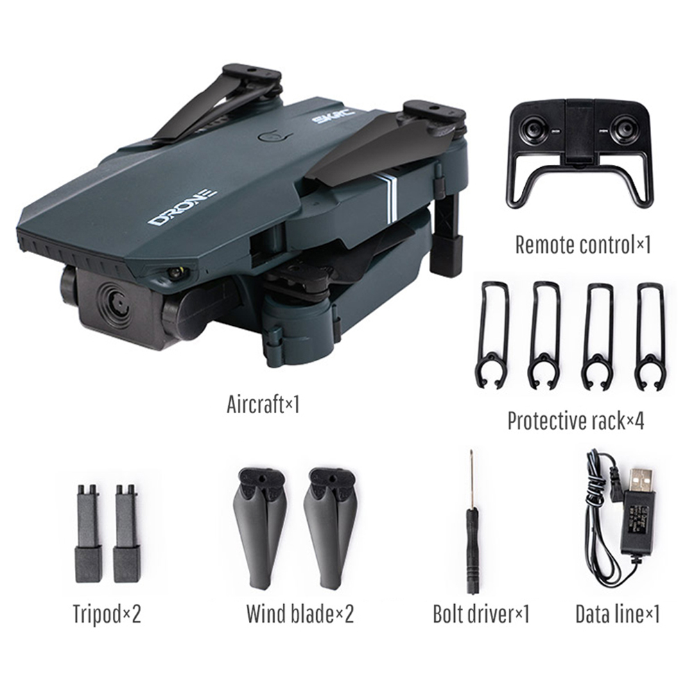 lowest price Willkey S107 Mini RC Drone 4K HD Camera Professional Aerial Photography Helicopter Gravity Induction Folding Quadcopter