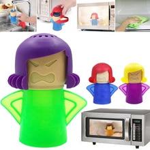 Очиститель для микроволновой печи, легко очищает микроволновую печь, пароочиститель, приборы для чистки кухонного холодильника