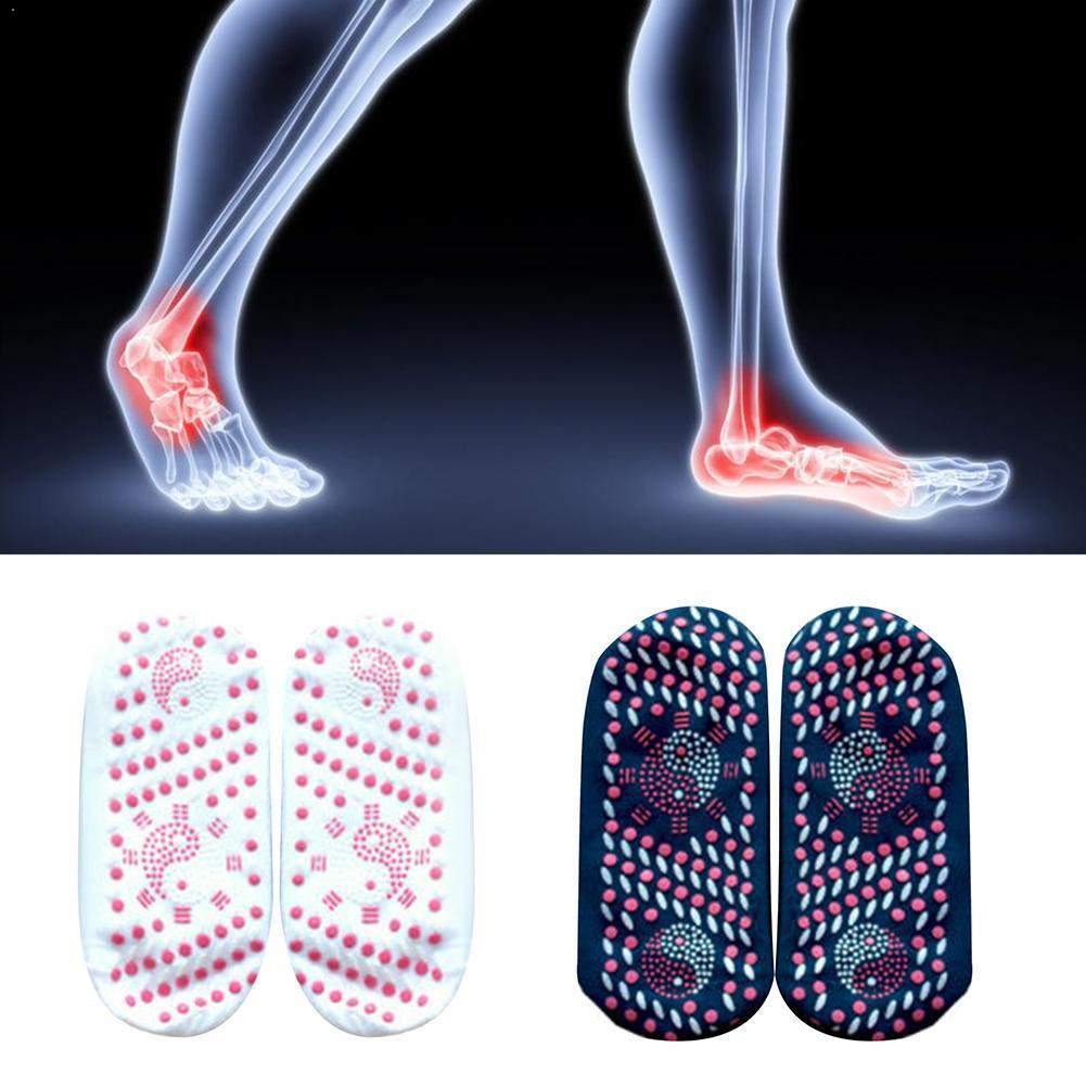 Women Men Tourmaline Self Heating Socks Help Warm Cold Socks Feet Self-Heating Care Magnetic Comfort Health Therapy A2Q5