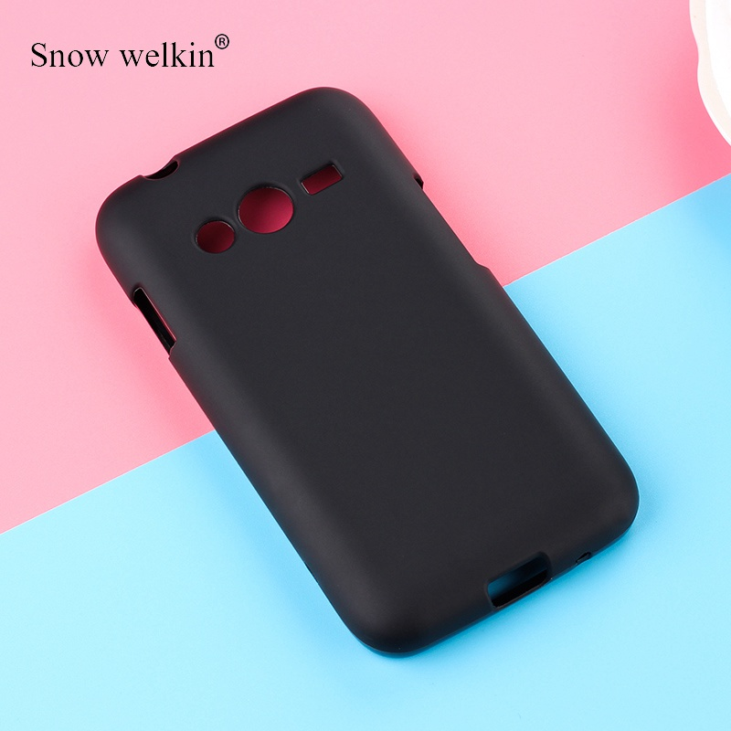 Gel TPU Slim Soft Anti Skiding Silicone Case Back Cover For <font><b>Samsung</b></font> <font><b>Galaxy</b></font> <font><b>Ace</b></font> <font><b>4</b></font> Lite G313 G313H Ace4 <font><b>Neo</b></font> <font><b>G318H</b></font> <font><b>SM</b></font>-<font><b>G318H</b></font> G357 image