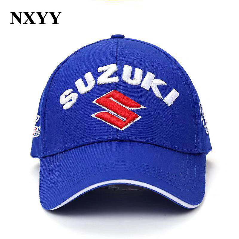 NXYY Unisex Embroidery  Baseball Cap Men Summer R GSX Cotton Hats Fashion Casual Sport Caps Adjustable Caps For Man And Woman