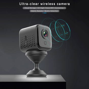 Smart Night Vision Network Camera 1