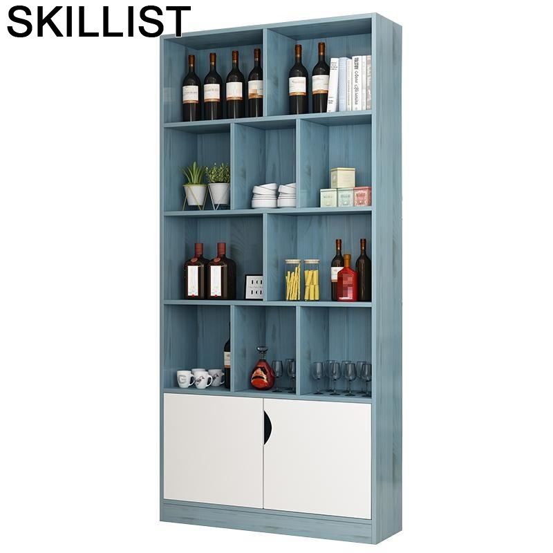 Da Esposizione Display Meja Mobilya Storage Kast Living Room Meube Salon Hotel Mueble Shelf Bar Furniture Wine Cabinet