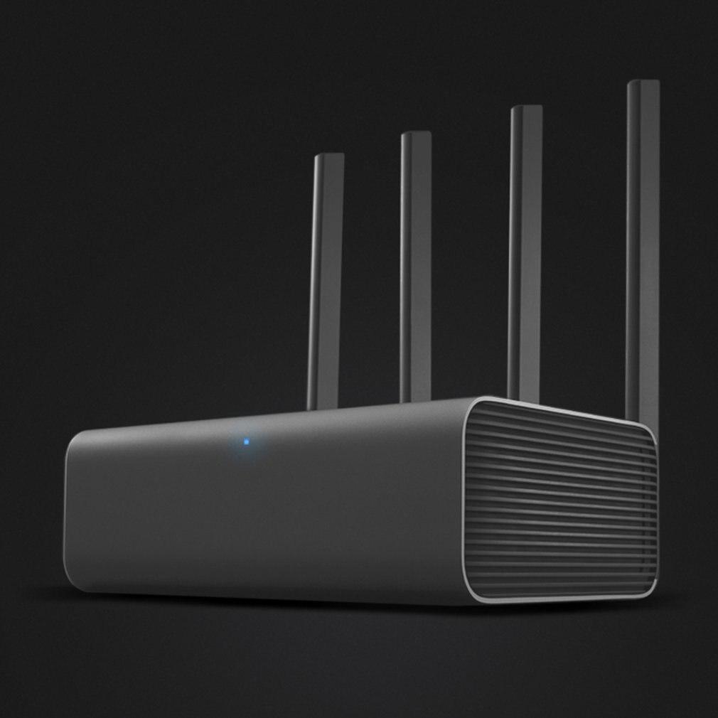 Routeur Xiao mi mi Pro R3P 1733Mbps Wi Fi Wi Fi routeur Wifi sans fil intelligent 4 antennes double bande 2.4Ghz 5.0Ghz dispositif réseau Wifi - 2