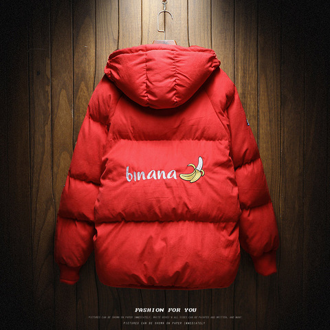 New Winter Warm Downs Jacket Men cotton liner Outwear Thick Snow Parkas Hooded Coat Male Casual Thermal Windproof Downs Jacket Karachi