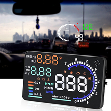 Cabeça do carro hud obd2 up display 4 \