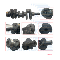 N385-06004crankshaft for Changchai ZN385 \/ ZN390T engine for tractor like Dongfeng series