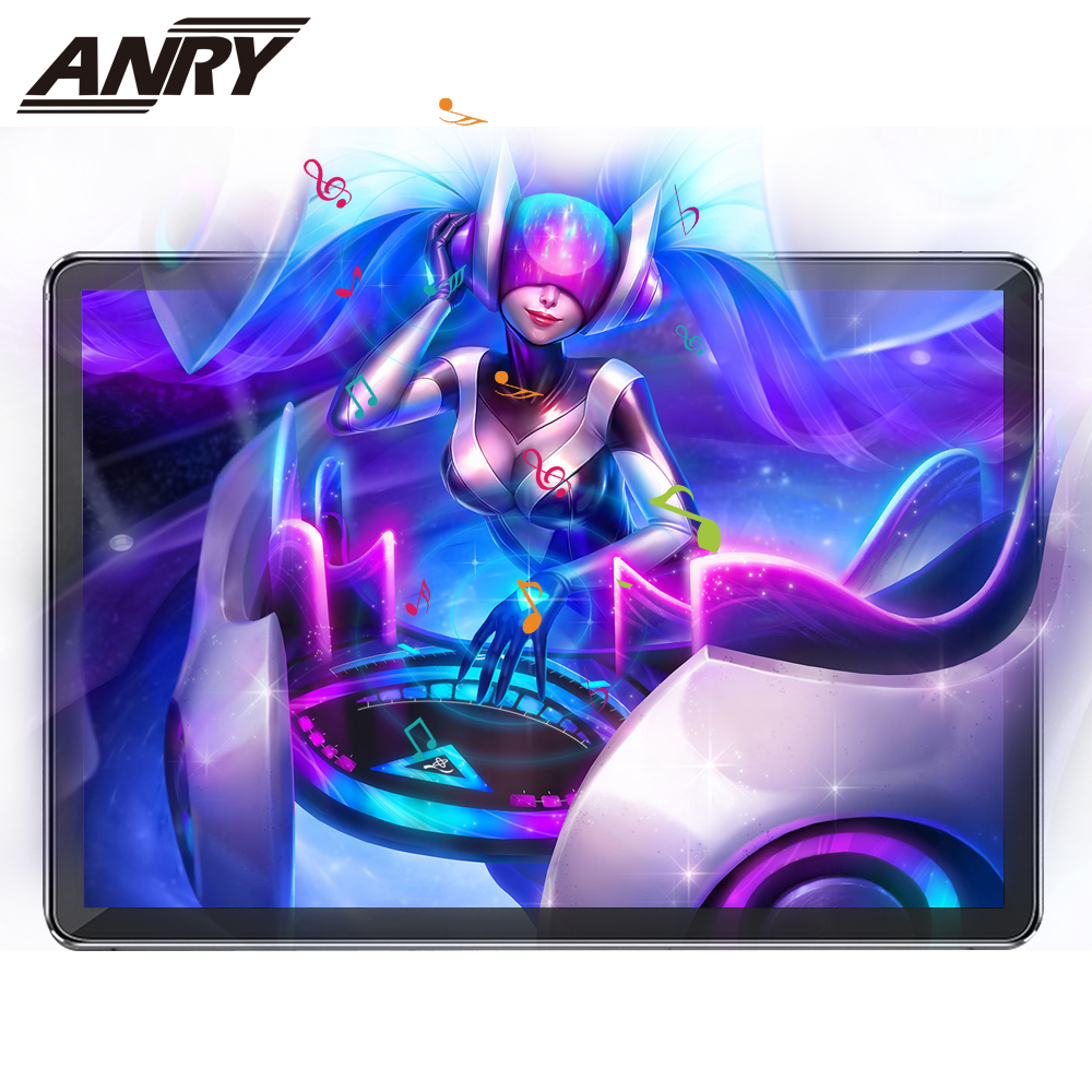 ANRY S20 Tablet 11.6 Inch 128GB ROM 4GB RAM Deca 10 Core 4G Phone Call MTK6797T X25 8000mAh Android 8.1 IPS 1920*1080 Tablet Pc