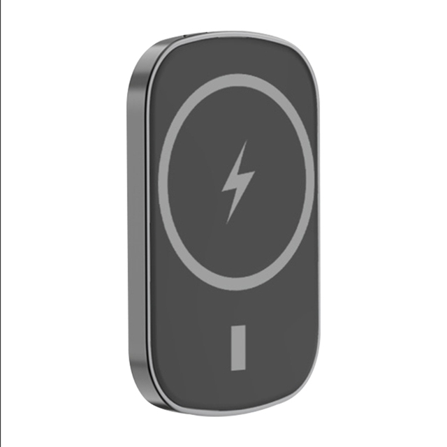 G8DF 4000/8000mAh Magnetic Power Bank Mini Portable Charger Fast Wireless Charging Smartphone Accessories 2