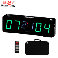 Rechargeable Remote Control Digital Dual Led Display Table Tennis Badminton Volleyball Game Scoreboard Portable Score Indicator