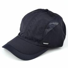 2020 New Quick-drying Baseball Caps Outdoor Leisure Washed Sport Sun Hat Adjustable Hip Hop Cap Women Man hats