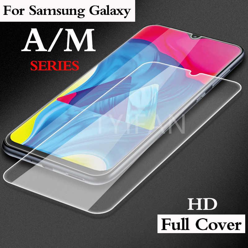 10 960H HD 強化ガラス A20 A20e A30 A30s A50 A50s 電話ケーススクリーンプロテクター銀河 M10 m20 M30 M40 M 20 30 E S