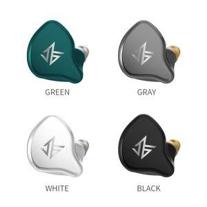 Image 2 - KZ S1 S1D TWS True Wireless Bluetooth 5.0 Earphones Dynamic/Hybrid Earbuds Touch Control Noise Cancelling Sport Headset