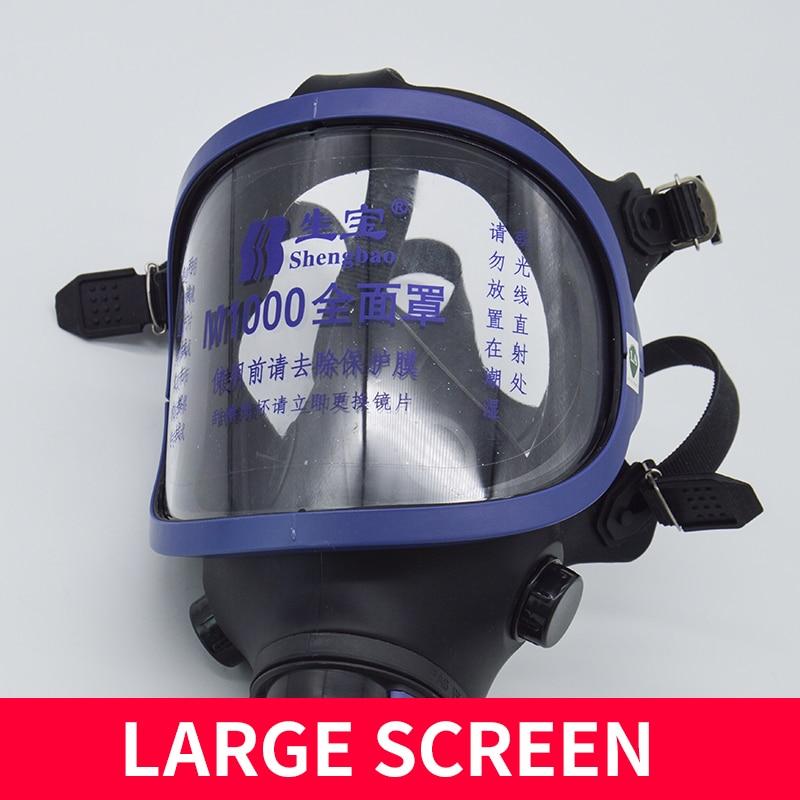 facial completa respirador de vapor organico m1000 02