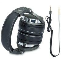 HiFi Headphone,Studio Headphone,Monitoring Headphone,Stereo Headset 6.3mm Aux Wired Recording Studio Headphone