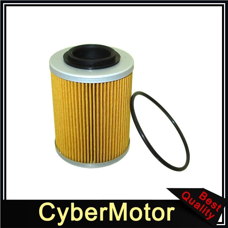 4x filtro de oleo para can am 02