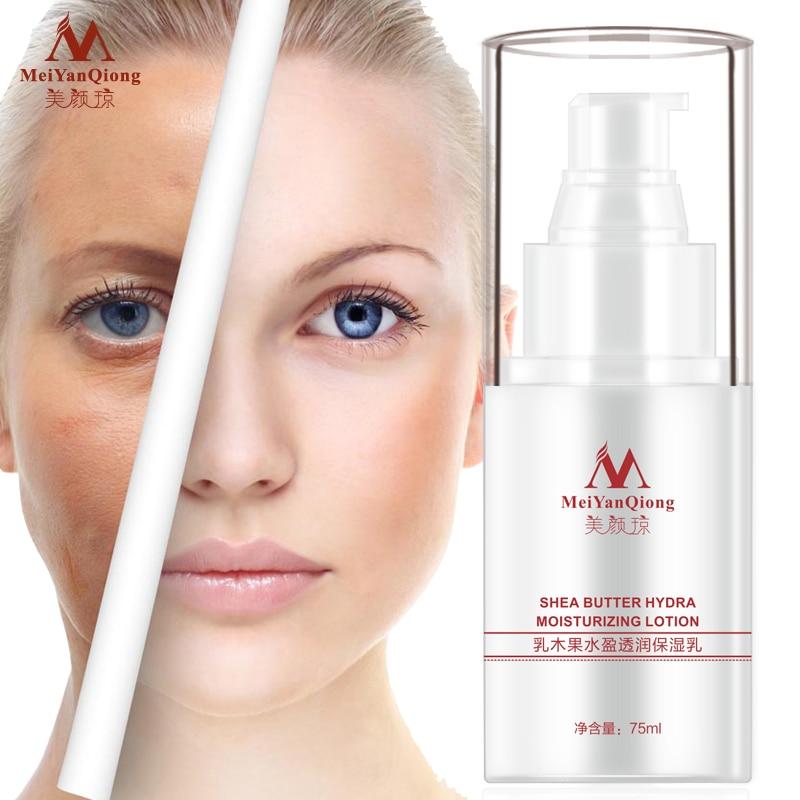 Hyaluronic Acid Korean Cosmetic Secret Skin Care Face Emulsion Shea Butter Hydra Moisturizing Lotion Anti-Aging Whitening Beauty