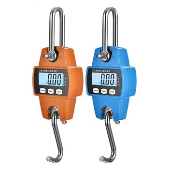 Crane Scale Weight 300kg 150kg/50g 200kg/100g 500kg/100g Heavy Duty Hanging Hook Scales Portable Digital Stainless Steel 40%off мыло dbc 100g dzh03