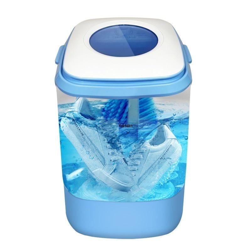 Household  Laundry Shoes Blue Light Sterilization Washer And Dryer Portable Washing Machine Mini Washing Machine