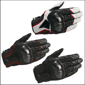 RST 390 Breathable Leather Per