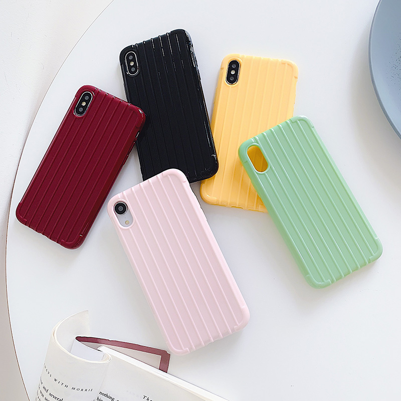 Turnk Phone <font><b>Case</b></font> for <font><b>Oppo</b></font> A5S A3S A7 2018 A5 A3 A83 A1 A71 F5 F7 <font><b>F9</b></font> F11 Pro F1S F1A A33 A37 A39 A57 A59 Realme C1 Silicone Cover image