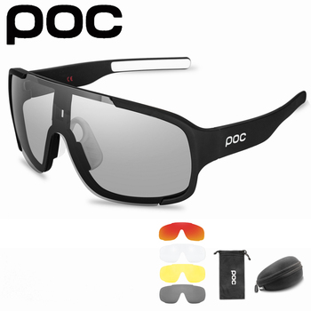 Poc photochromic polarizado ciclismo óculos de sol ao ar livre da bicicleta do esporte das mulheres dos homens mountain bike mtb ciclo eyewear 1