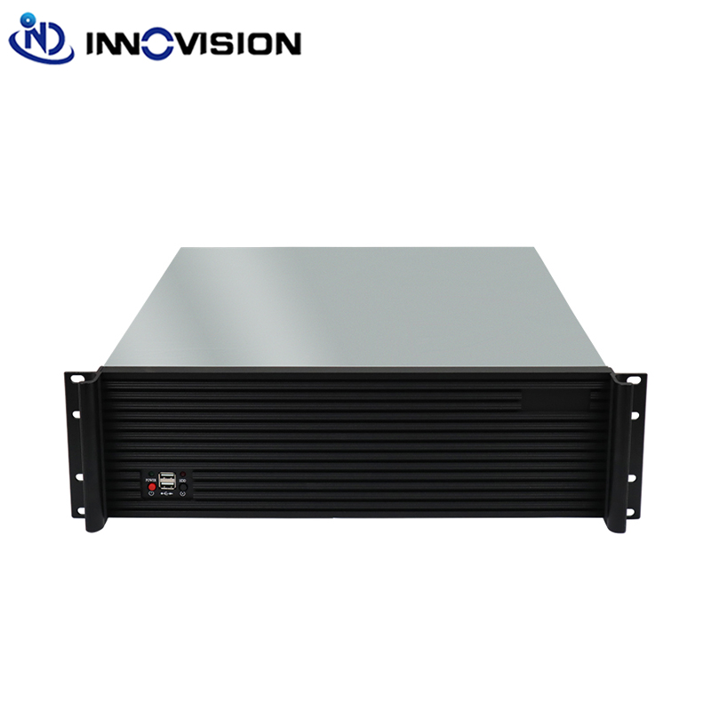 Fashionable 3U Rack Mount 8 Bays Server Case RX3500L