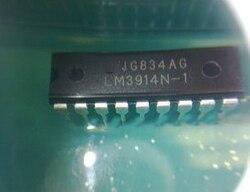 5PCS LM3914N-1 LM3915N-1 LM3916N-1 DIP LM3914N LM3915N LM3916N DIP-18 LM3914 LM3915 LM3916 DIP18