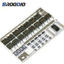 4S 14.4V 100A BMS 18650 Li ion LiFePO4 vie LMO batterie au Lithium carte de Protection PCB BMS 4S Circuit Module