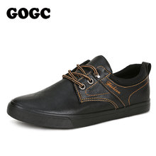 GOGC עור נעלי krassovki kedy מזדמן slipony ופרס krasovki גברים אביב גברים של נעלי בד נעלי קיץ סניקרס גברים G763
