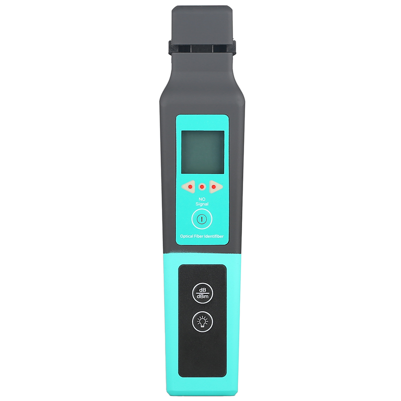Free Shipping COMPTYCO Optical Fiber Identifier 800 1700nm Live Fiber Identifier Detector Identificador de Fibra Optica-in Fiber Optic Equipments from Cellphones & Telecommunications