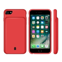 External Battery Charger Case For iPhone 7 8 Plus 6 6S Plus Portable Backup Power Bank Case For iPhone 8 7 6 6S Battery Case