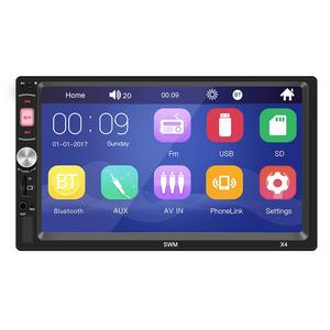 Adeeing 2Din Car Stereo MP5 Pl