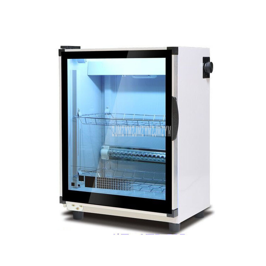 38L/58L <font><b>UV</b></font>+Ozone Disinfection Cabinet Sterilizer Ultraviolet Sterilization <font><b>Box</b></font> Baby Toy Nail Manicure Towel Disinfection Cabinet image