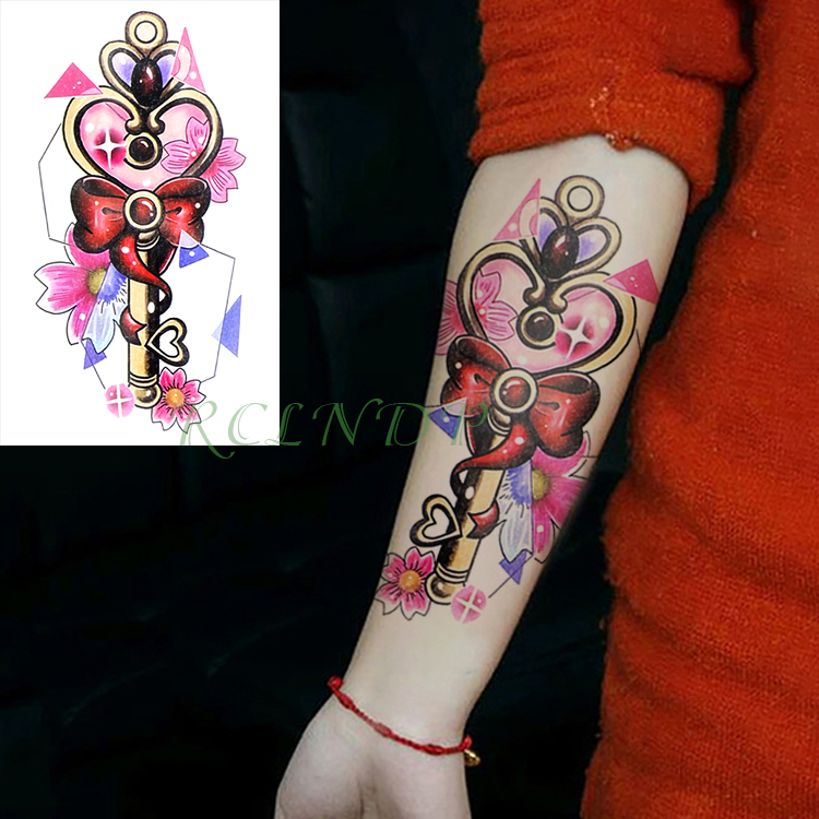 Waterproof Temporary Tattoo Sticker Unicorn Sailor Moon Monkey King Fake Tatto Flash Tatoo Hand Foot Tato For Girl Women Men Kid