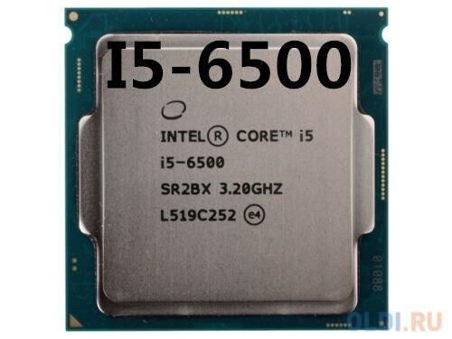 Intel I5 6500 Processor 3.2GHz /6MB Cache/Quad Core /Socket LGA 1151 / Quad-Core /Desktop I5-6500 CPU