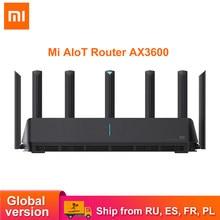 Xiaomi AX3600 Mi AIoT routeur Wifi 6 5G double bande 2976Mbs débit Gigabit Qualcomm A53 amplificateur de Signal externe