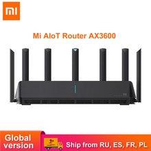 Xiaomi AX3600 Mi Aiot Router Wifi 6 5G Dual-Band 2976Mbs Gigabit Rate Qualcomm A53 Externe Signaal Versterker
