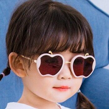 TTLIFE gafas de sol para niños, Vintage para niños y niñas de Metal gafas de sol, gafas de sol con degradado de diseñador de marca UV400