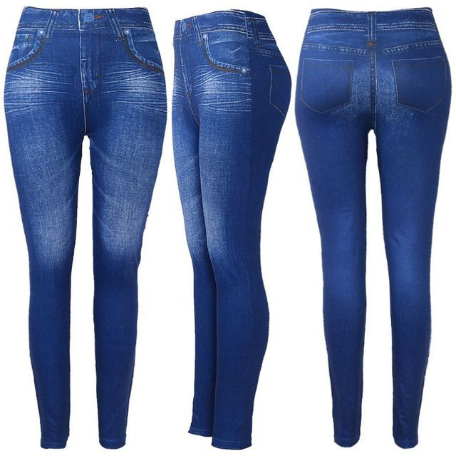 Pencil Thin Jeggings 10
