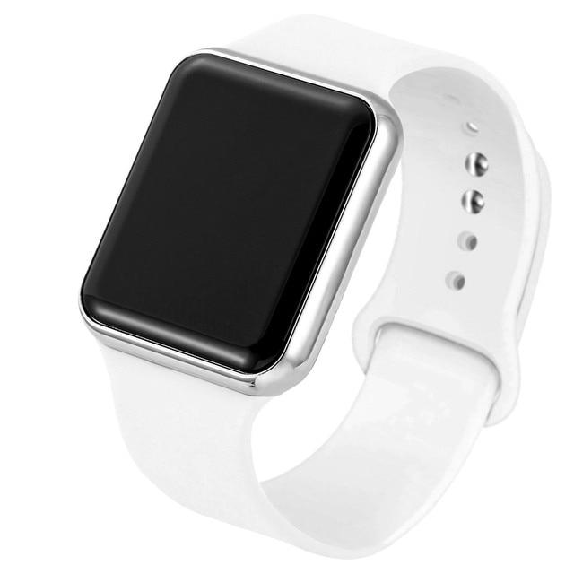 Fashion Unisex Silicone Watchband LED Digital Sport Women's Watches Men's Wristwatch relogio feminino digital reloj 4