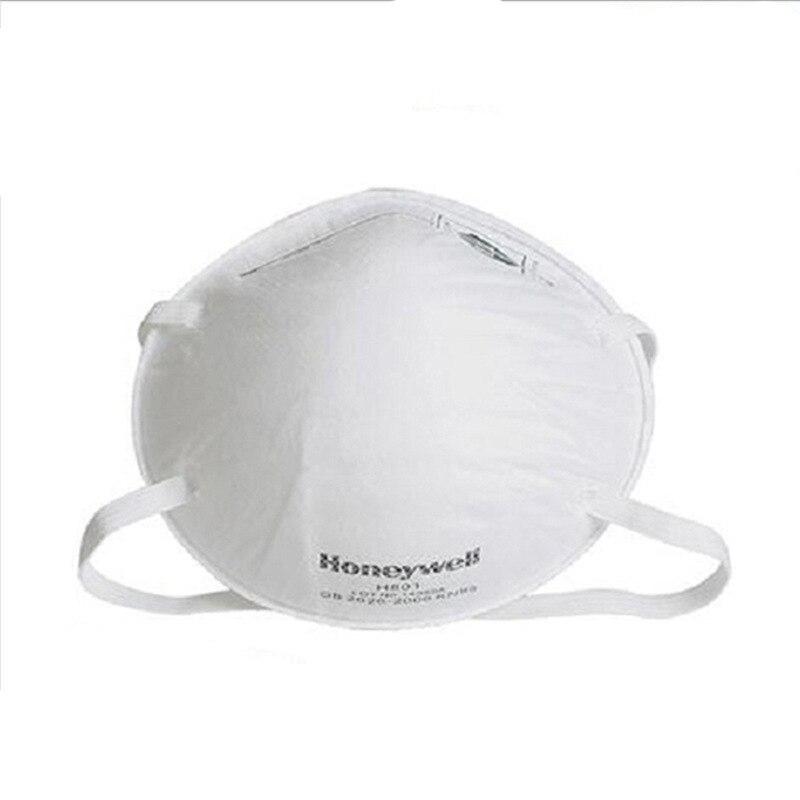 Honeywell H801 PM2.5 Pure Cotton Anti-fog Haze Nonwoven Fabric Face Mask Industrial Dust Respirator