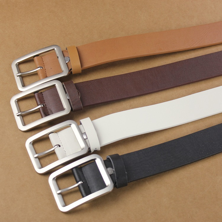 Day Word Button Cowboy A Perfect Match Belt Belt Special Counter Synchronous Temperament Needle Mouth 2006