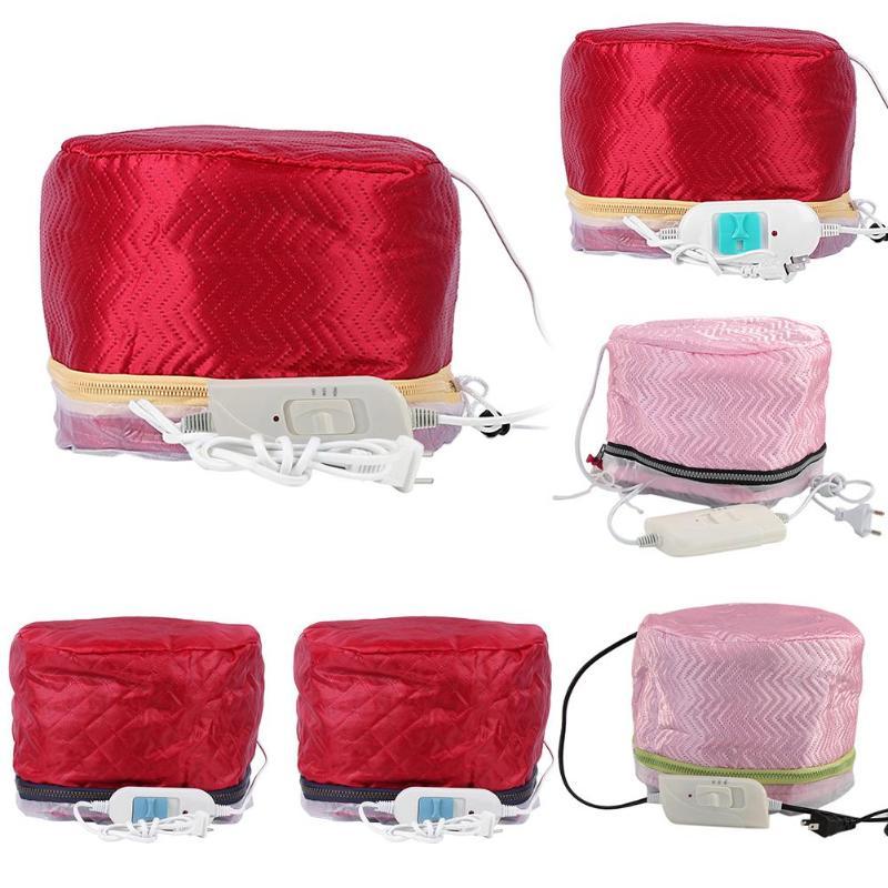3 Modes Adjustable Hair Steamer Cap Dryers Electric Hair Heating Cap Hat
