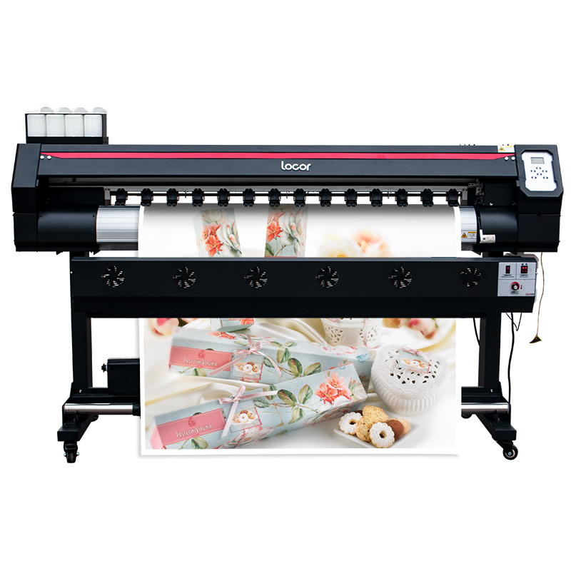 Vinyl Car Wrap Printing Machine 1600mm High Resolution Big Poster Printer Machine Digital Roll To Roll CISS Large Foramt Printer