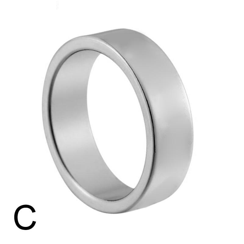 Magie magnetischer Ring hinffinity Schwimmring Magic Toys Suspension Ring Magic Requisiten f/ür B/ühne Mentalismus schwarzer Kreis