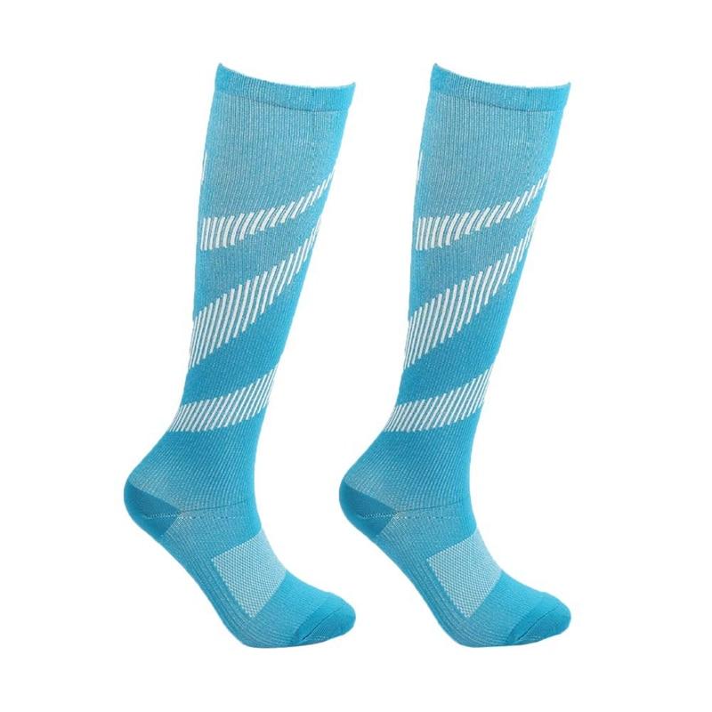High Compression Socks Comfortable Breathable Tube Printing Nylon Socks Unsex Fitness Running Socks Compression Riding Socks1