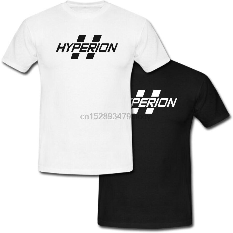 Hyperion Corporation Logo Rhys Borderlands T-shirt