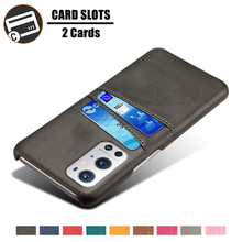 Luxury PU Leather Card Slots Wallet Cover Funda For OnePlus 9 Pro 9E 8T Nord N100 N10 5G 8 7T 7 Pro 1+8t 1+9E 1+9pro Case Coque