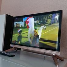 22'' inch Russia led TV multi languages DVB-T2 led television TV